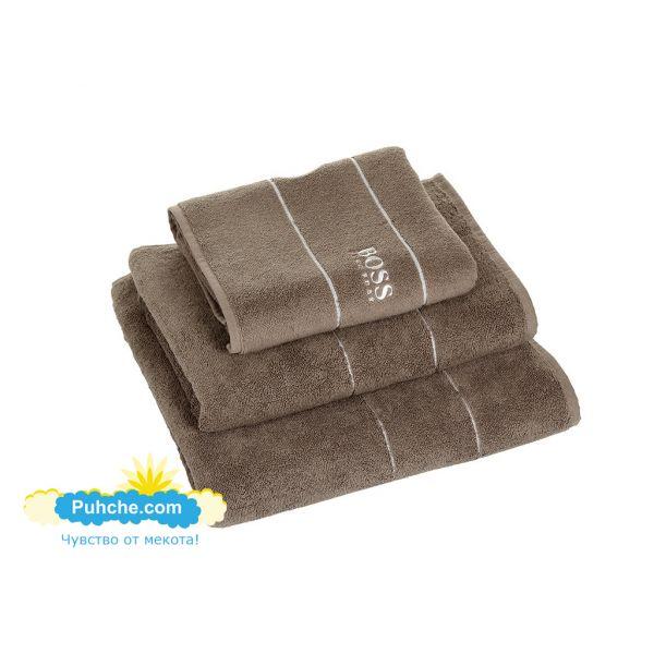 Хавлиени кърпи Попи Бежово