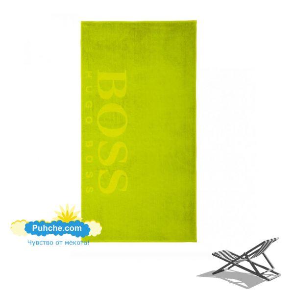 Плажна кърпа BOSS - Electric