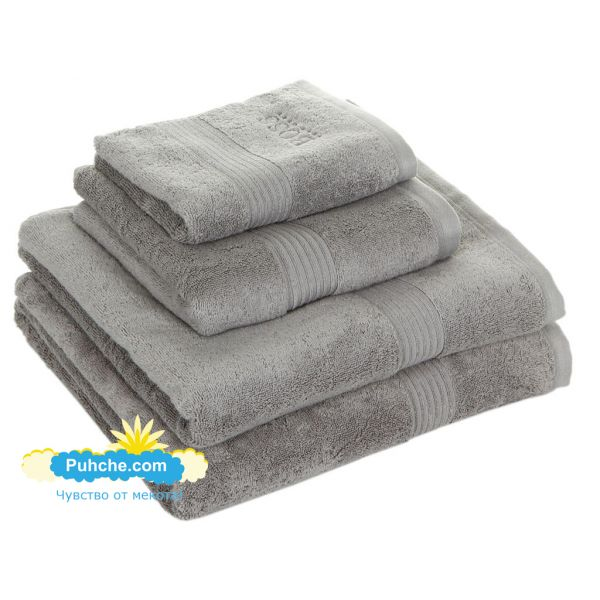 Хавлиени кърпи Лофти Сиви