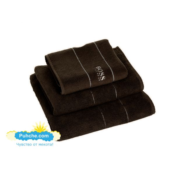 Хавлиени кърпи Попи тъмнокафяви