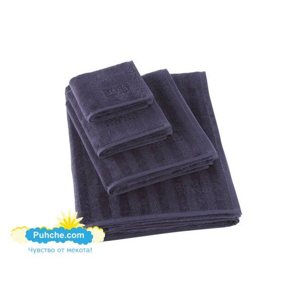 Хавлиени кърпи Отоман тъмносини