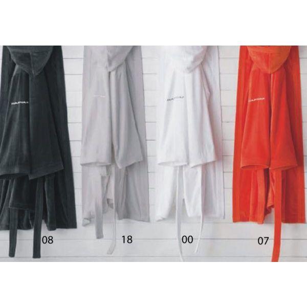 Хавлиен халат NAF NAF - цветни