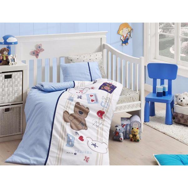 Бебешки спален комплект от бамбук,Joy