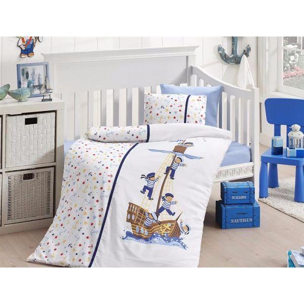 Бебешки спален комплект от бамбук,Sailers