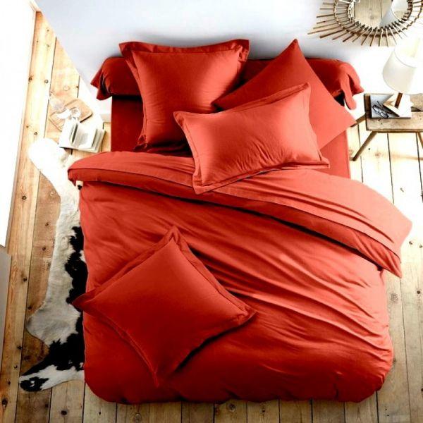 Спален комплект - Керемидено червено