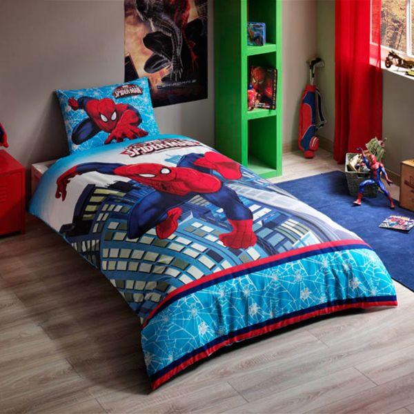 Детски спален комплект TAC - Спайдърмен ултимейд