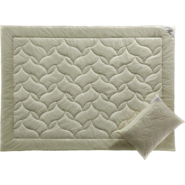 Олекотена завивка Wool comfort